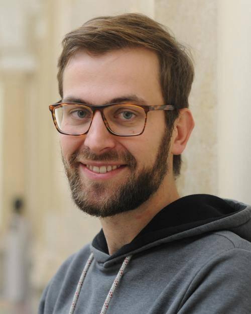 Portrait von Georg Kössler.