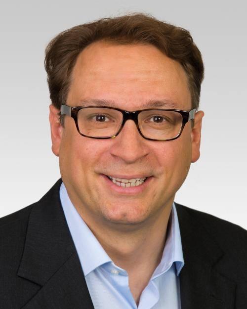 Portrait von Dr. Hans-Christian Hausmann.