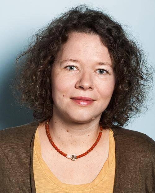 Portrait von Dr. Susanne Kitschun.