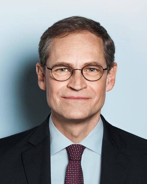 Portrait von Michael Müller.
