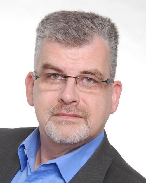 Portrait von Frank Scholtysek