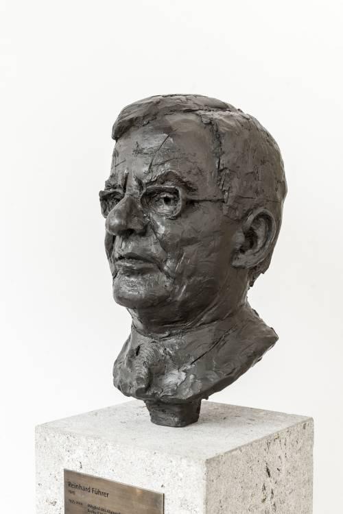 Büste von Reinhard Führer.