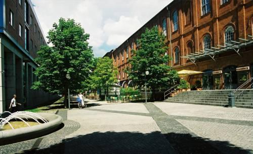 Das heutige Gebäude der Alten Meierei in Berlin Moabit.